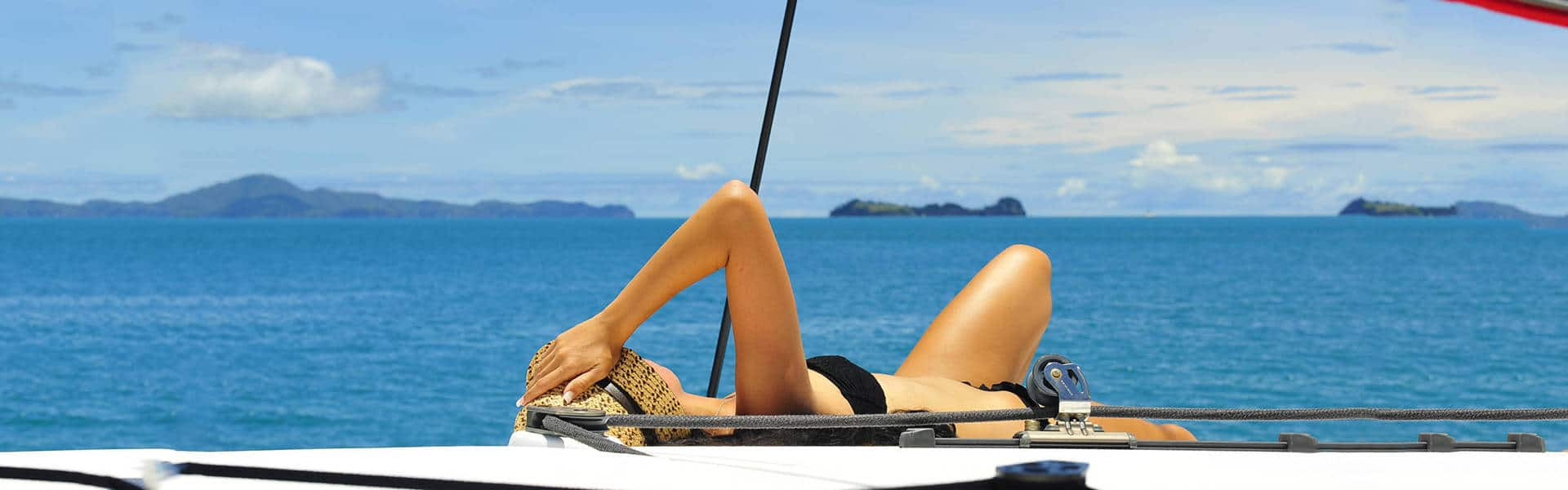 Whitsunday Holiday Yachting